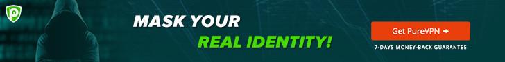 PureVPN Banner - Identity