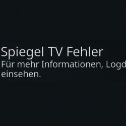 SPIEGEL TV Kodi Addon Fehler beheben