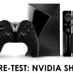 Hardware-Test: NVIDIA Shield 2017