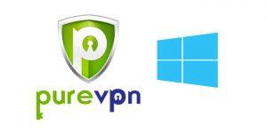 PureVPN Software für Windows installieren