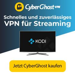 CyberGhost VPN Banner