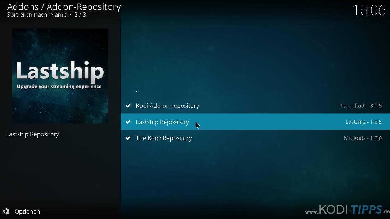 Repositorys deinstallieren - Bild 3