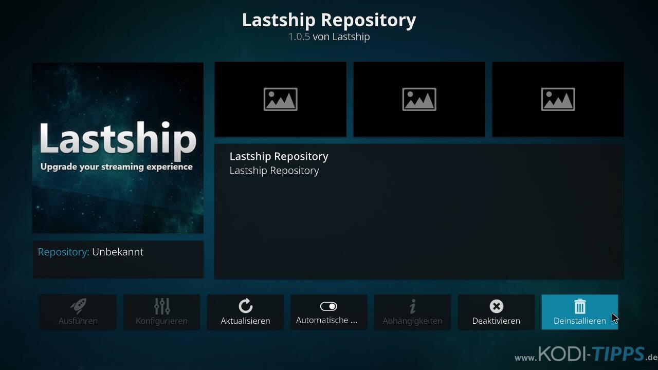 Repositorys deinstallieren - Bild 4