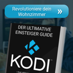 Der ULTIMATIVE Kodi Einsteiger Guide – Banner