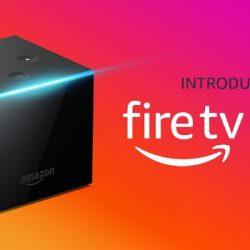 Amazon Fire TV Cube in Deutschland erhältlich