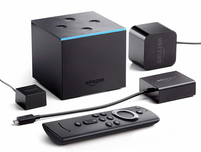 Amazon Fire TV Cube in Deutschland erhältlich - Lieferumfang