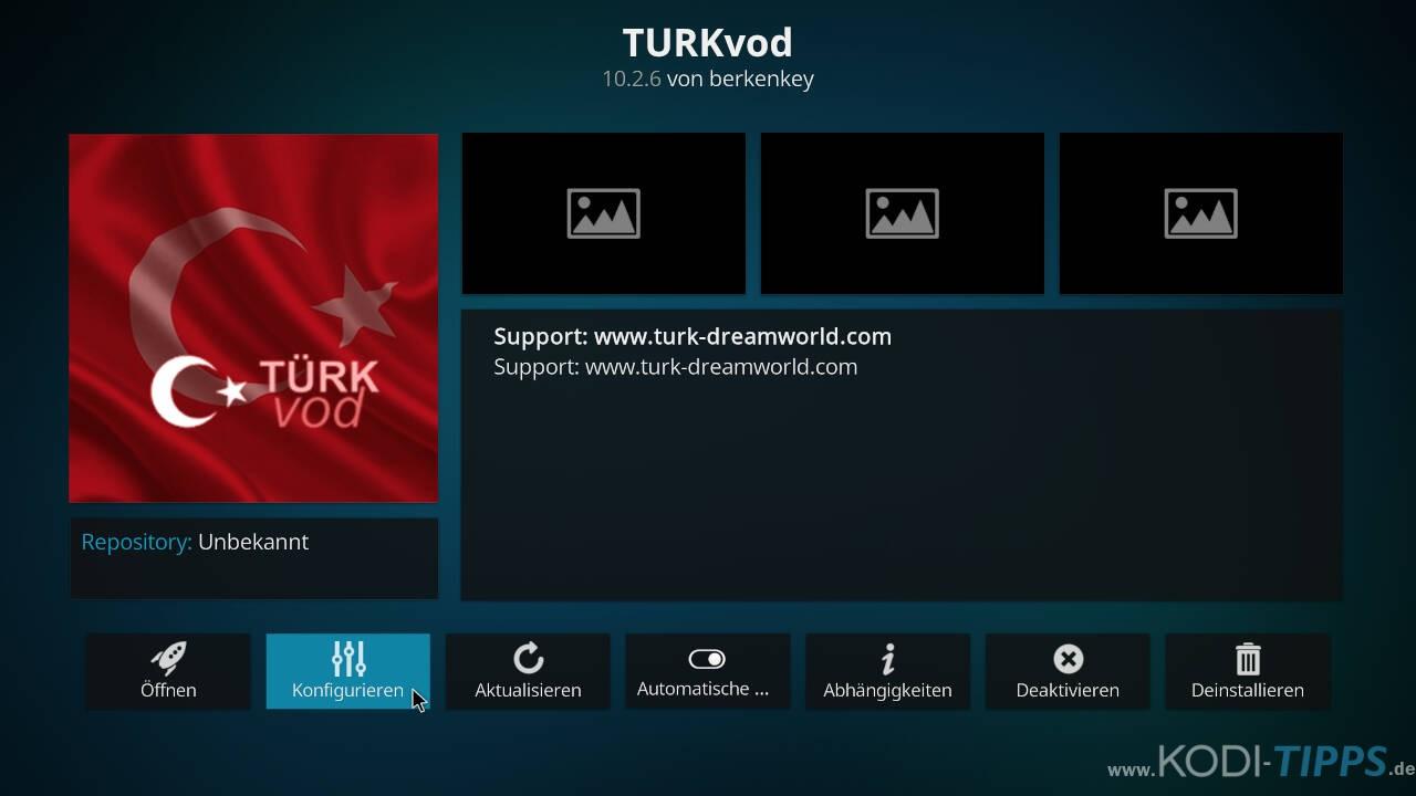 TurkVod MAC-Adresse Fehler beheben - Schritt 4