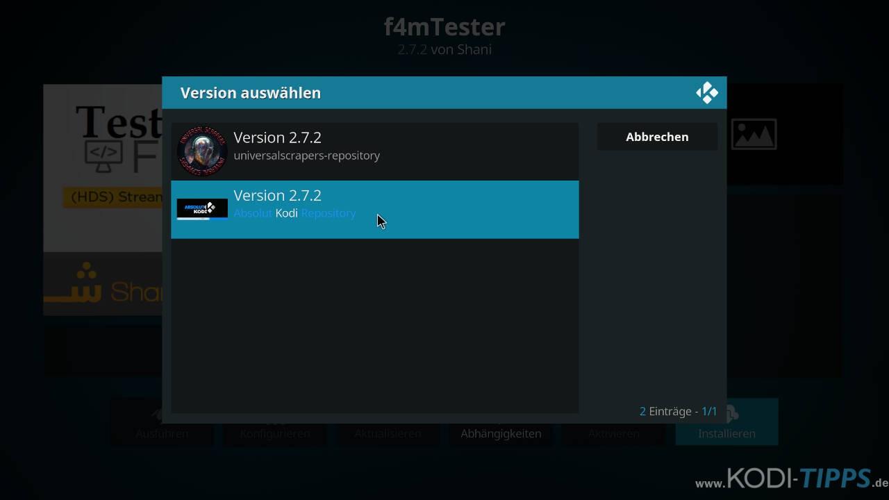El Turko Portal Kodi Addon installieren - Schritt 10