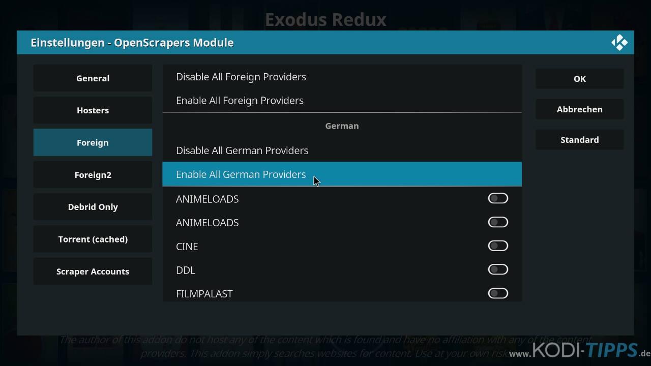 Exodus Redux auf Deutsch umstellen - Schritt 7