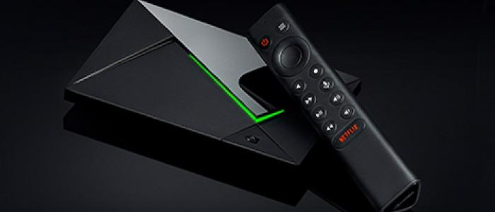 Nvidia Shield TV Pro mit mehr Leistung und neuer Fernbedienung