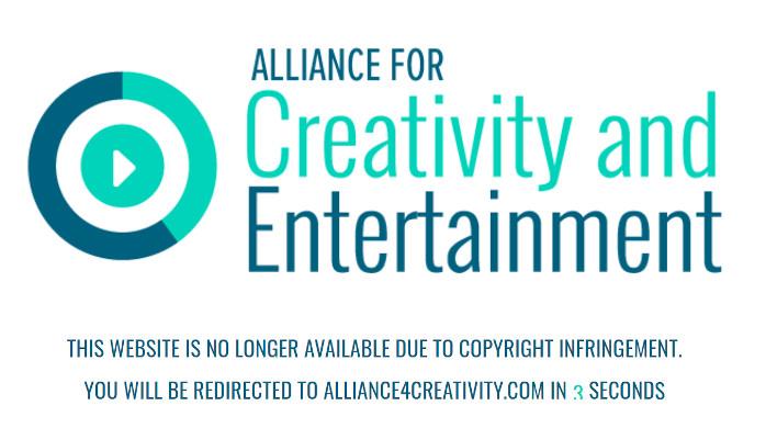 ACE Hinweistext: Die Website ist aufgrund von Copyright-Verstößen nicht mehr erreichbar