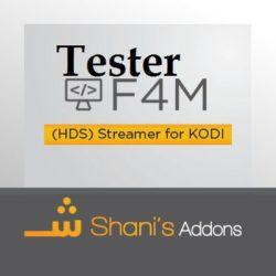 F4MTester Kodi Addon installieren