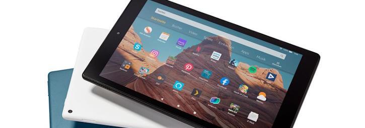 Die besten Tablets für Kodi - Amazon Fire HD 10