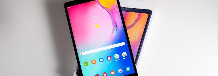 Die besten Tablets für Kodi - Samsung Galaxy Tab A T510