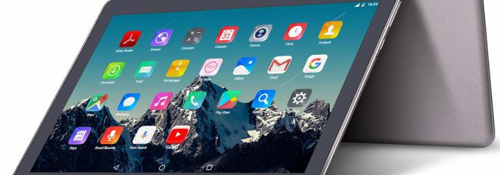 Die besten Tablets für Kodi - Toscido Tablet