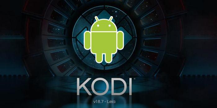 Kodi 18.7 Android Update behebt Ruckler bei Videowiedergabe