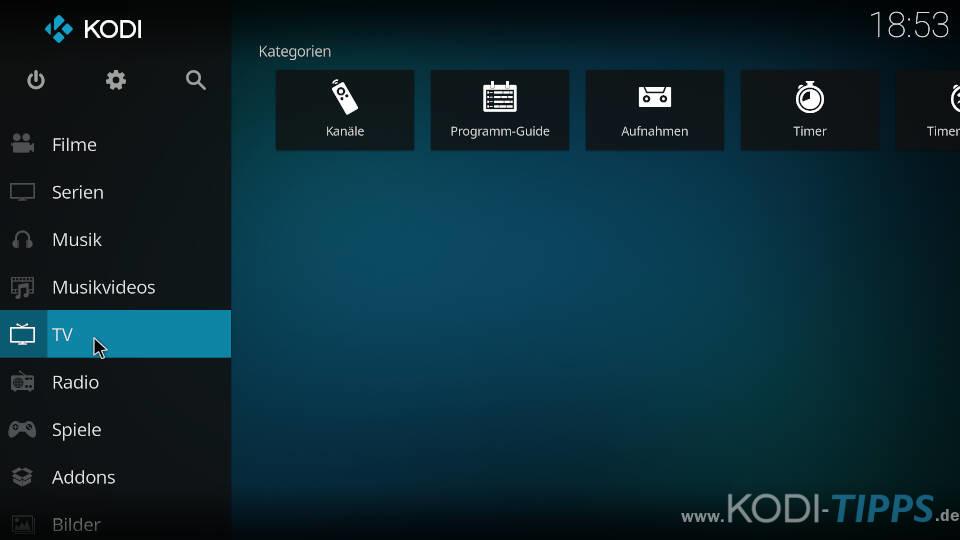 Pavoo TV PVR Client installieren - Schritt 5