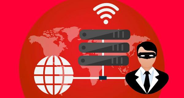Anonym im Internet Surfen - Symbolfoto