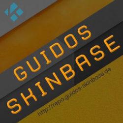 Guidos Skinbase Repository für Kodi installieren