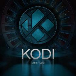 Kodi 18.8 veröffentlicht - Neues Update für Kodi 18 Leia
