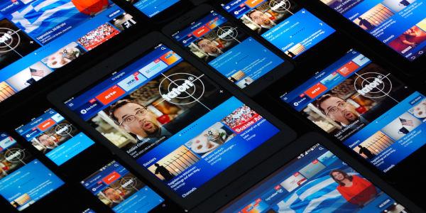 Mediatheken der öffentlich-rechtlichen Sender ARD und ZDF