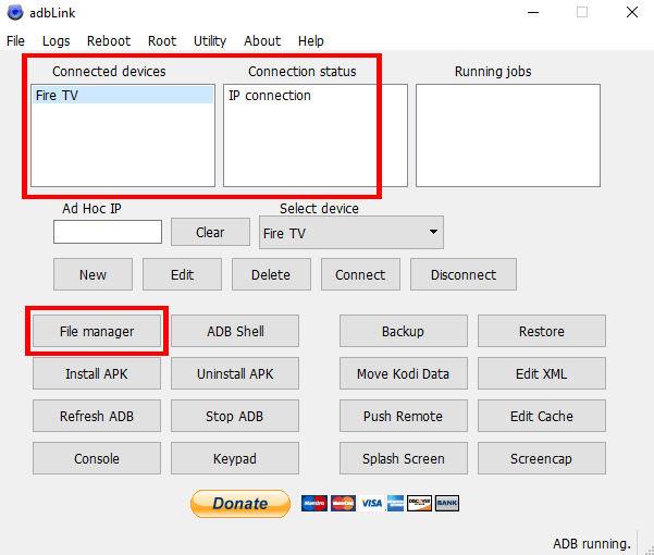 Dateien vom PC auf Fire TV übertragen - Schritt 9