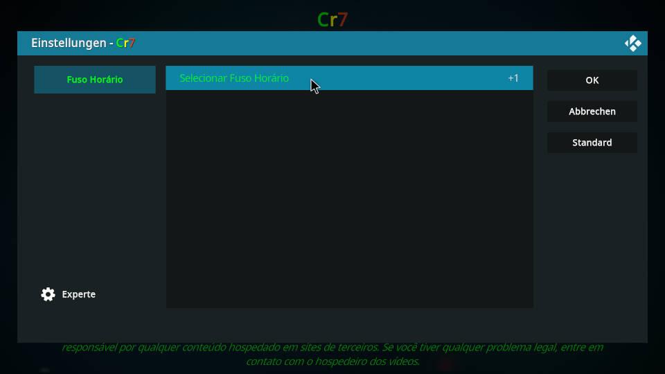 CR7 Kodi Addon installieren - Schritt 11
