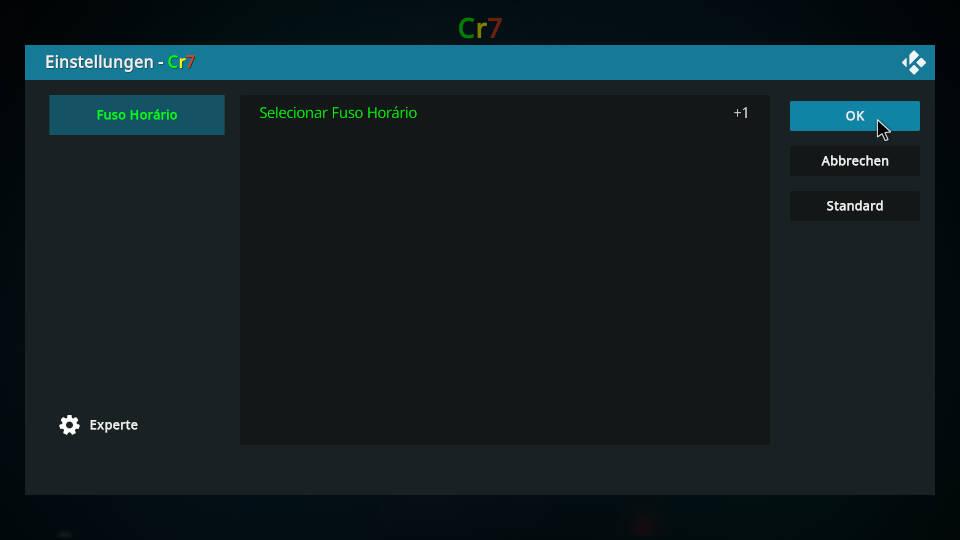 CR7 Kodi Addon installieren - Schritt 12