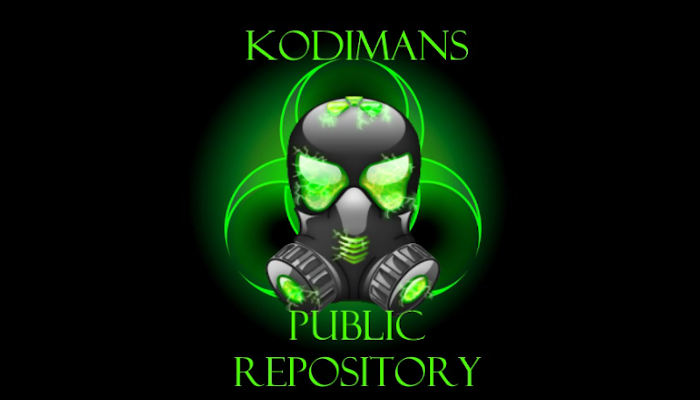 Kodiman Repository installieren
