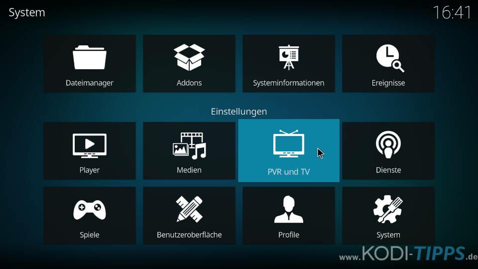 Stalker Client Kodi Addon einrichten - Schritt 7