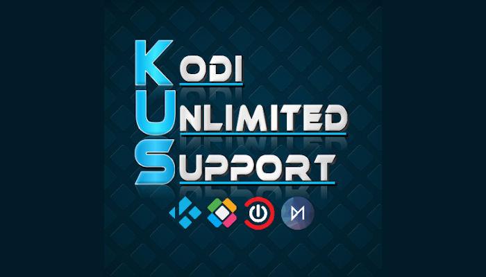 KUS All in One Repository für Kodi installieren