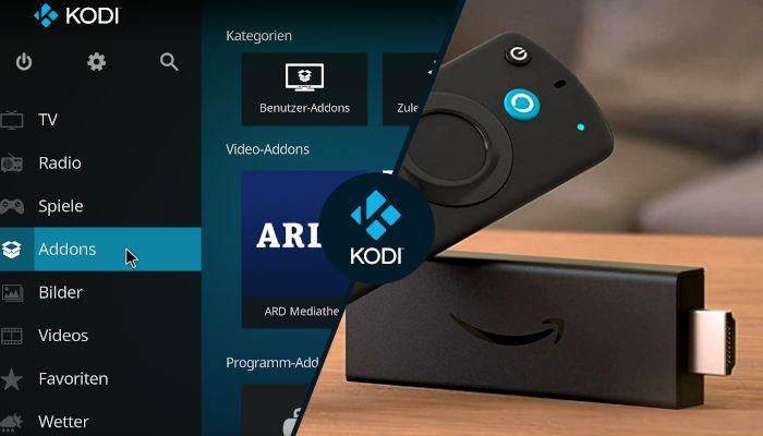 Kodi auf Amazon Fire TV installieren